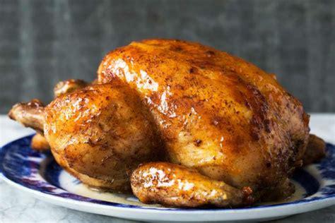 Ayam Panggang Utuh intip tips memasak ayam panggang agar matang sempurna