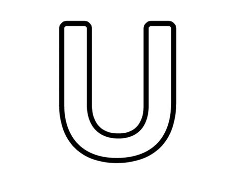 coloring pages of letter u letter u coloring pages worksheets for all download and