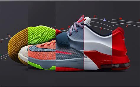 Schuhe Nike Kd 7 Raptors Hyper Punch Hyper Grape Neu Kommen Sie An P 355 by Kd 7 July 4th Hyper Punch Running