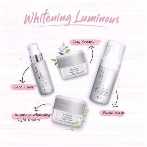 review paket whitening luminous ms glow manfaat kandungan