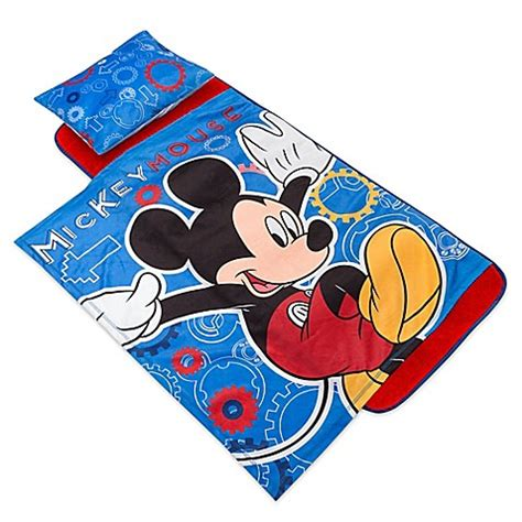 Disney Mickey Mat - buy disney 174 deluxe mickey mouse cogs nap mat from bed bath