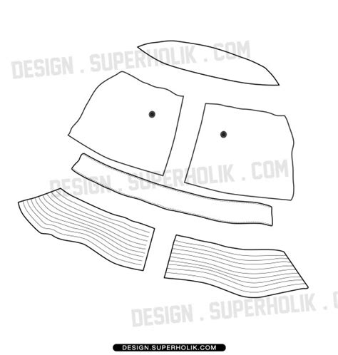 5 panel hat template best photos of hat template vector snapback hat design template 5 panel hat template and