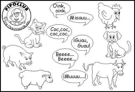 imagenes de animales y sonidos dibujos y sonidos de animales imagui