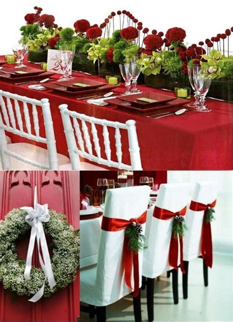 country christmas wedding decorationscherry marry cherry