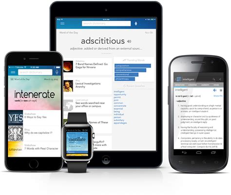 1 mobile apps apps everything after z by dictionary
