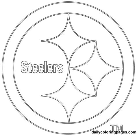 coloring pages of nfl logos sports team logos sports team logos coloring pages png
