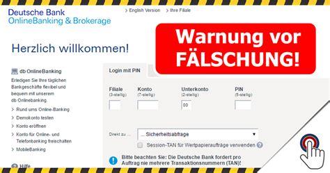 deutsche bank privatkunden deutsche bank privatkunden aufgepasst mimikama