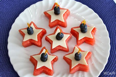 healthy recipes for the 4th of july