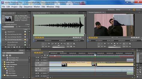 video editing tutorial youtube premiere pro cs5 5 video editing tutorial youtube