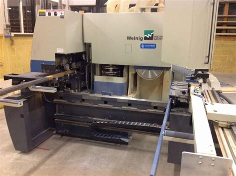silver woodworking machinery combined saw spindle moulder weinig unicontrol 6