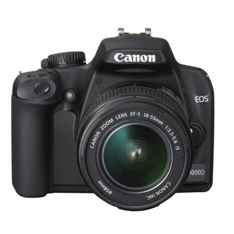 canon eos 1000d spejlrefleks kamera 18 55mm lens kit sort kamera 216 vrige enheder andet