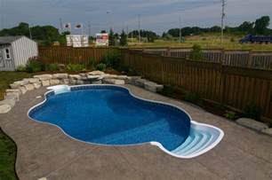 vinyl liner inground pool cost fabulous tips to clean