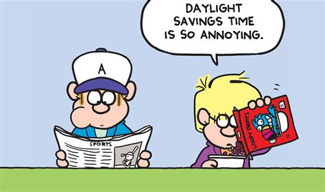 day light saving time 2017 spring forward with these daylight savings time comics