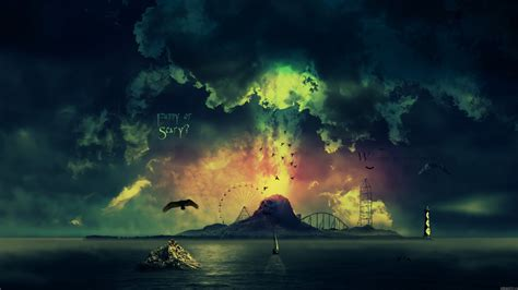 Hd 1080p hd horror wallpapers 1080p wallpapersafari