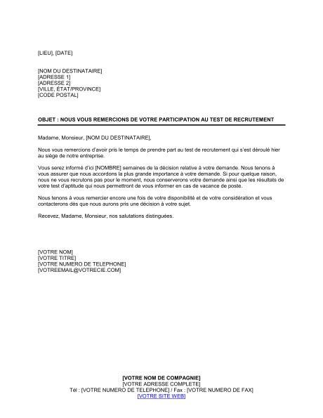 lettre de remerciement visite commerciale exemple de lettre de remerciement de visite covering letter exle