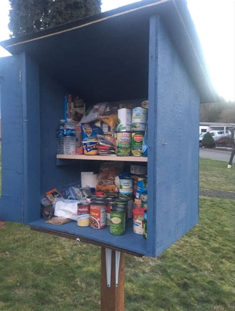 Neighborhood Food Pantries by Pantries Popping Up In Bremerton Neighborhoood Krem