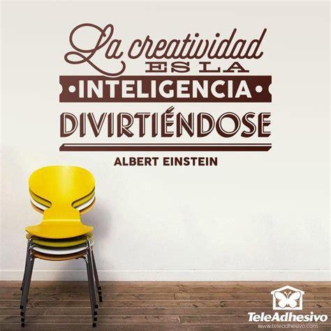 ufficio in spagnolo la creatividad es la inteligencia divirti 233 ndose