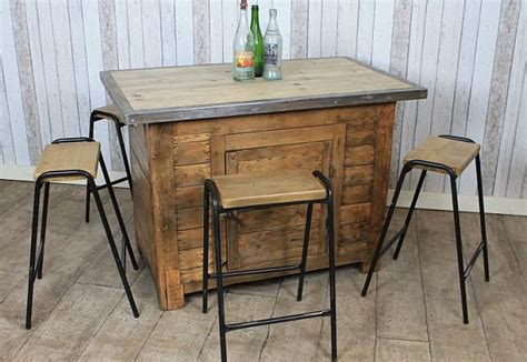 retro kitchen island vintage kitchen island work station in pine an original