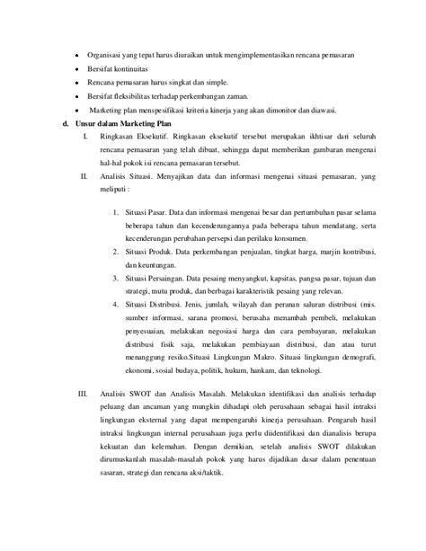 skripsi analisis layout skripsi ringkasan analisis strategi pemasaran dalam