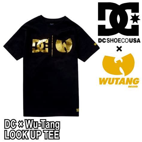 T Shirt Kaos Wu Tang Clan 20th 1702 Dear Aysha socalworks rakuten global market dc shoes dc shoes 215 wu tang clan wu tang clan collaboration