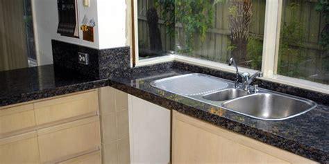 Kitchen Top Granite Kitchen Top Sapphire Brown Stonemasons Melbourne