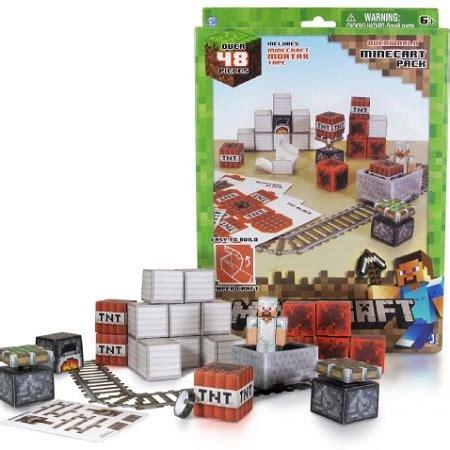 Minecraft Papercraft Pack - minecraft papercraft minecart pack 48 piezas