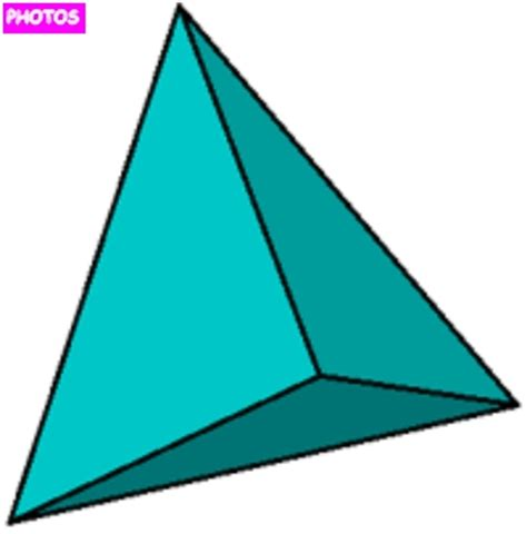 How To Make A Triangular Pyramid Out Of Paper - shape studio design gallery photo