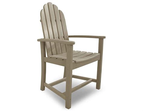 Adirondack Dining Chair Classic Adirondack Dining Chair