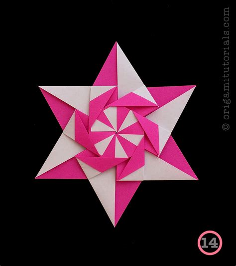 Origami Chameleon - 15 chameleon origami tutorial origami tutorials