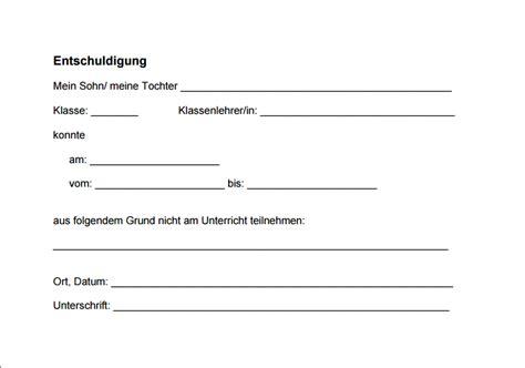Musterbriefe Entschuldigungsschreiben musterbriefe entschuldigung schule 28 images dehoga