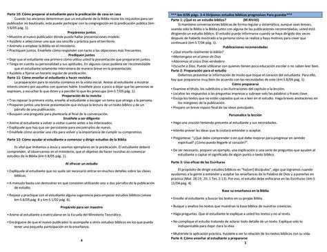 preguntas generales de la biblia pdf calam 233 o dirijamos estudios b 237 blicos progresivos para