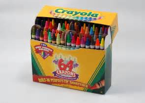 crayola colors crayola marks 64 count box s 50th birthday with new colors