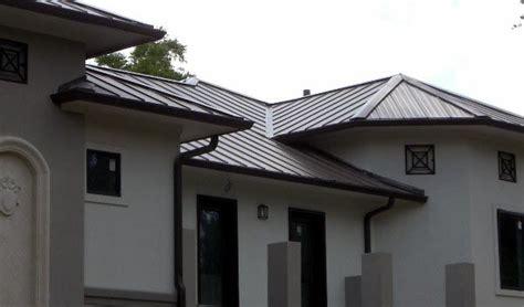 black metal roof black metal roof