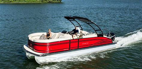 luxury pontoon boat seats the 6 best luxury pontoon boats pontooners