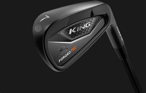 Tech Black king forged tec black irons cobra golf