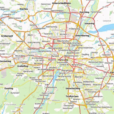 Englischer Garten München Karte by M 252 Nchen Stadtplan Auf Citysam Mit Hotelangeboten