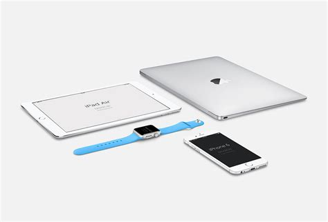 apple device apple devices mockup set mockupworld