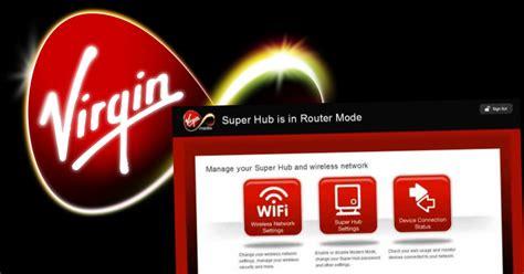 reset virgin superhub password 800 000 virgin media customer urged to change their router