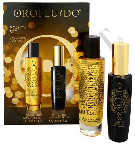 Parfum Revlon Original revlon professional orofluido set elixir eau de parfum glamot