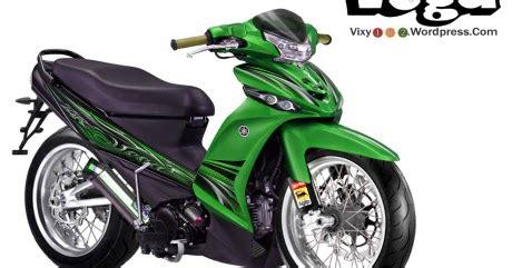 Modifikasi Zr Paling Keren by Gambar Modifikasi Yamaha Zr Terbaru Paling Keren 2013
