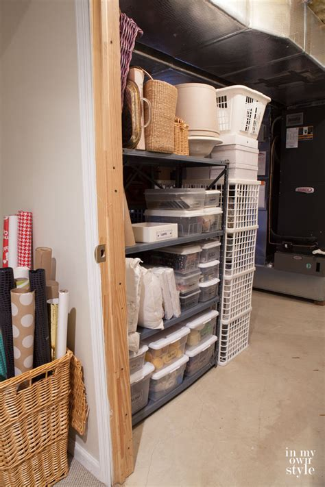 de cluttering ideas how to declutter a basement and in my own style