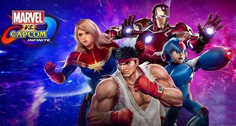 Best Seller Ps4 Marvel Vs Capcom Infinite Deluxe Edition Reg 2 top marvel vs capcom infinite digital deals for release week