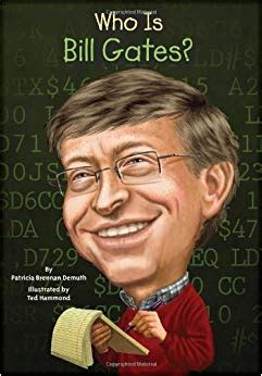 biography of bill gates amazon who is bill gates who was patricia brennan demuth