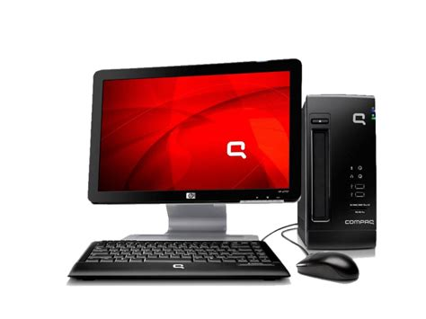What Is A Desk Top Computer Computer Pc Free Png Images