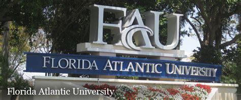 Fau Mba Accreditation by Florida Atlantic Sports Management Degrees