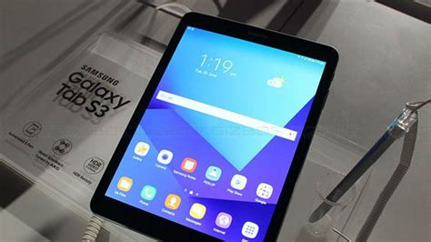 Tablet Samsung S4 samsung galaxy tab s4 to feature a 10 5 inch display android oreo gizbot news
