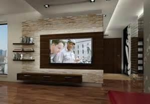 fernseher wand stein home theater designs furniture and decorating ideas http home furniture net home theater