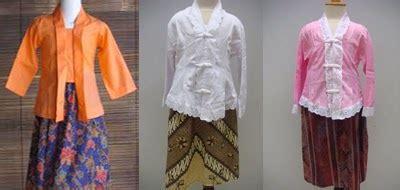 Baju Kebaya Anak Muda Perempuan kumpulan foto model baju kebaya anak perempuan trend baju kebaya