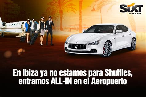 alquiler coche ibiza alquiler de coches en el aeropuerto de ibiza sixt rent a car
