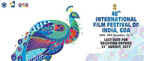 blue film festival india international film festival of india 2017 ibg news